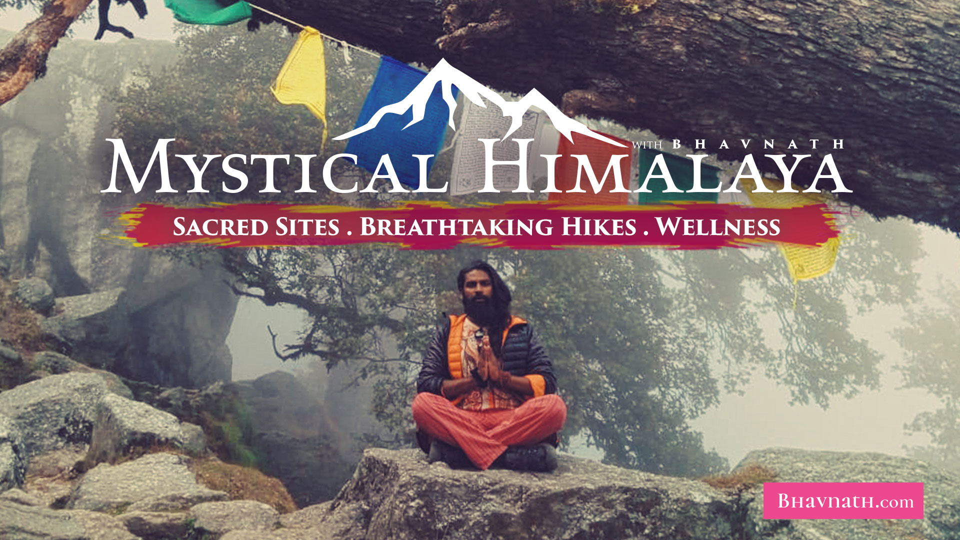 Himalaya Pilgrimage with Bhavnath