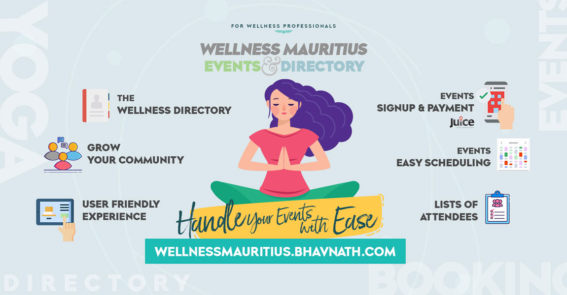 Wellness Mauritius Events & Directory